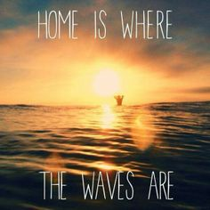 Home is where the Lake Erie waves are!
