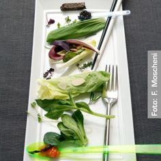 Check salad. Chef Davide Scabin  http://www.identitagolose.it/sito/it/ricette.php?id_cat=12&id_art=24&nv_portata=25&nv_chef=&nv_chefid=&nv_congresso=