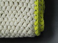 Ravelry: BabyBobs Blanket pattern by Trine Kok