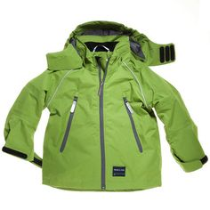 Recycled Shell Jacket...from Polarn O. Pyret.....best coat ever!