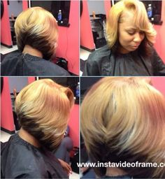 Black Sew in Hairstyles