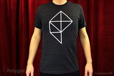 Fangamer - Polygon Shirts - Wireframe