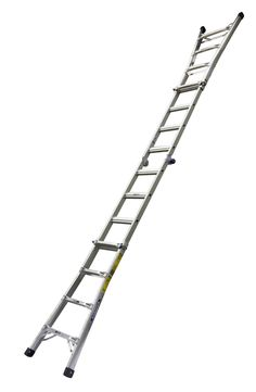 Come back on 11/4 to see the Black Friday price for this multi-position Werner ladder.