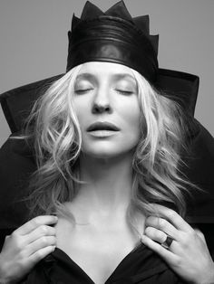 ~Cate Blanchett | The House of Beccaria~