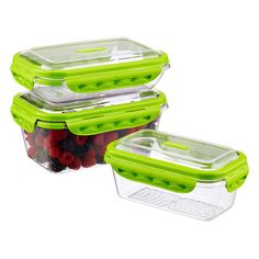 Snapware® Tritan™ Rectangle Food Storage | $10.99 - $14.99