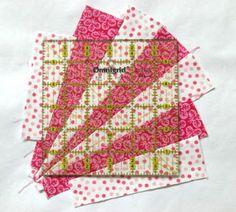 Cool technique for scrappy string quilt blocks Karen Griska Quilts: Variable Fan for Cheryl sew, variabl fan, karen griska, cheryl, string quilt, fans, quilts, quilt blocks, griska quilt