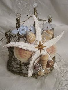❥ mermaid crown