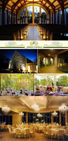 dallas venues ft worth venues ahston gardens