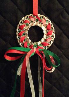 Soda Tab Wreath