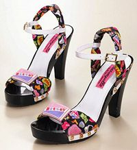 vanecia heel by betseyville ...sold out everywhere :-(...