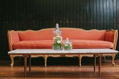 Delilah Sofa | Patina Photo | Les Loups