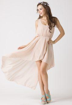 waterfal dress, asymmetr waterfal, fashion, waterfalls, hot dress, cloth, chic, nude asymmetr, dresses