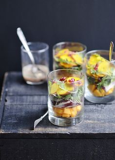 Roasted Golden Beet & Butternut Squash Salad / verses from my kitchen