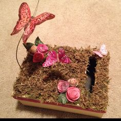 Valentines Day Box - Butterflies