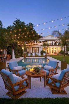 Dream backyard!