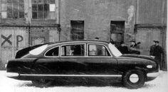 Tatra T603 prototype 1955