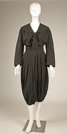Gym suit, 1895-99
