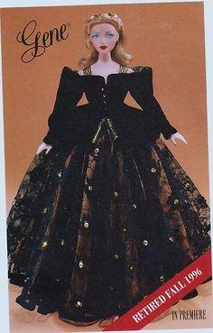 """Ashton Drake FIRST Gene Doll """"Premiere"""", SIGNED BY MEL ODOM Retired 1996   eBay"""