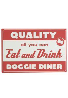 Doggie Diner Pet Food Mat foods, pet care, floors, diners, mats, pet food, heart anim, food mat, doggi diner