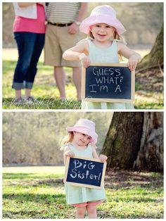 Pregnancy reveal