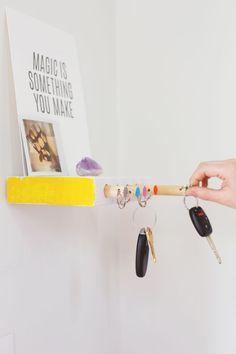 Key Organizer DIY