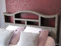 Meubles en carton on pinterest cardboard furniture cardboard chair and bri - Modele tete de lit contemporain ...