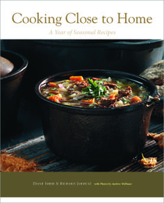 Cooking Close to Home by Diane Imrie and Richard Jarmusz