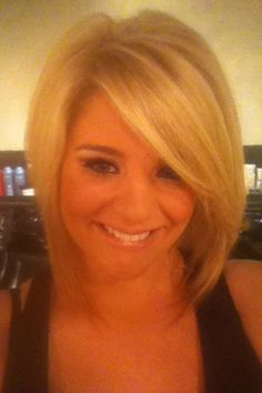 Lauren Alaina's new do..I love this