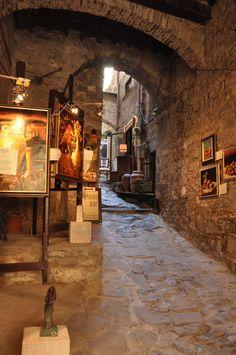 Art in Cortona, Tuscany