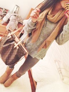 winter outfit<3