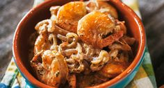 Shrimp with Creole M