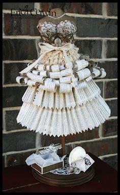 Artisan Award Winner by Erica Cerwin at Pink Buckaroo Designs - STUNNING!  BEAUTIFUL!  Drop Dead GORGEOUS!