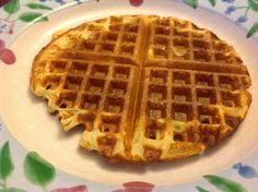 Homemade Gluten-Free Waffles