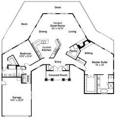 Empty Nester House Plan Ideas On Pinterest Floor Plans