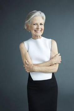 """""""I have lived a lovely, joyful, sad and magical life, and I feel that is reflected in my face."""" —Evelyn Harris, 71, MORE Magazine's 2013 Beauty Search Winner"""