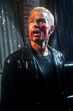 "Spike    ""Not Fade Away""  (Series Finale)"