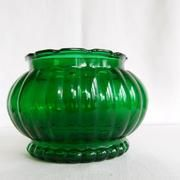 glass bowl, depress glass