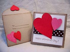 Memory*Preserves: Preschool Valentine, Another Cricut Project