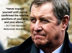 midsomer murders quotes - Google Search