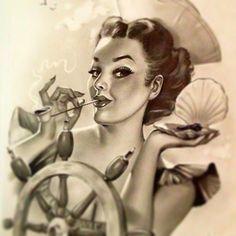 Sketch by Matteo Pasqualin