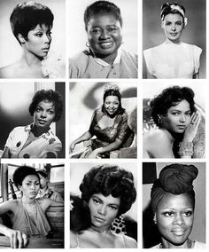AFRICAN AMERICAN ACTRESSES