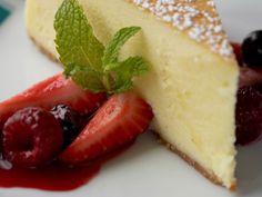 Classic Cheesecake Recipe - Celebrity Cruise Line