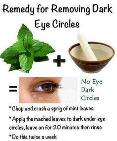 I wonder if this really works. // No eye dark circles