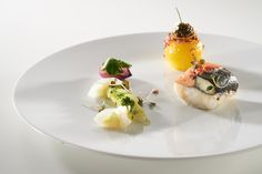 Denmark Fish Plate. Bocuse d'Or.