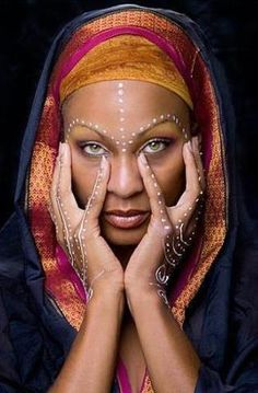 Proverbs 14:1 KJV  Every wise woman buildeth her house: but the foolish plucketh it down with her hands.   - African Bride -
