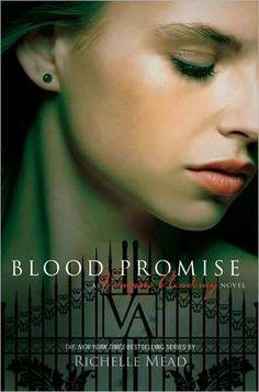 Blood Promise (Vampire Academy, #4) rose, blood promis, vampire academy, star, earth, vampire books, vampir academi, friend, novel
