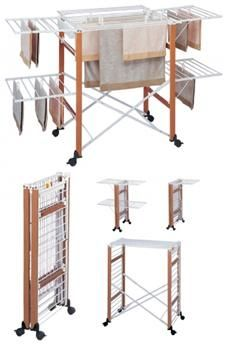 Lowes Wooden Clothes Drying Rack