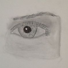 How to draw an eye via @Guidecentral - Visit www.guidecentr.al for more #DIY #tutorials