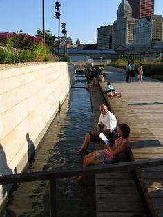 landscap architectur, chicago millennium, park garden, millennium park, parks, luri garden, gardens, place, chicago fun