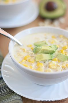 Crab and Corn Soup | Taste and Tell